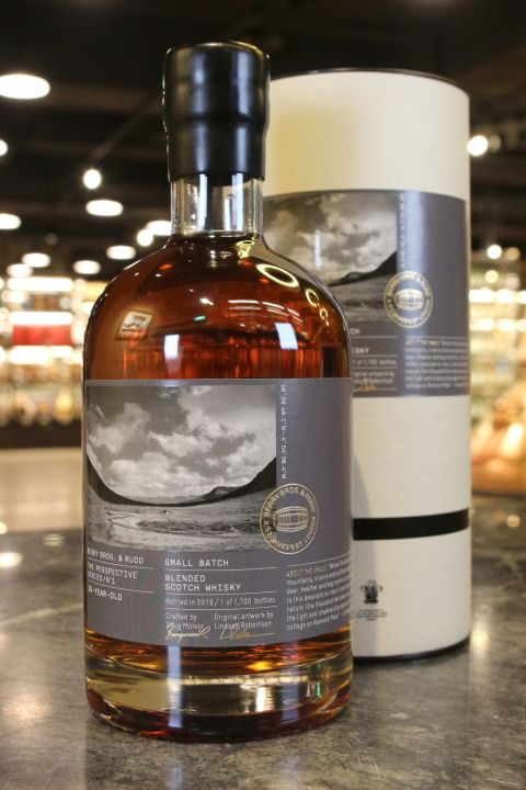 (現貨) BBR The Perspective Series 35 Years Blended Whisky 貝瑞兄弟 遠景系列 35年調和威士忌 (700ml 43%)