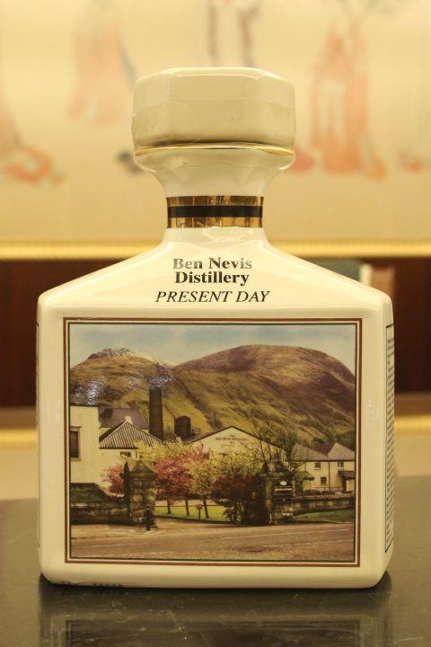 (現貨) Ben Nevis 10 Years 190th Anniversary 班尼富 10年 創廠190週年紀念瓷瓶 (700ml 46%)