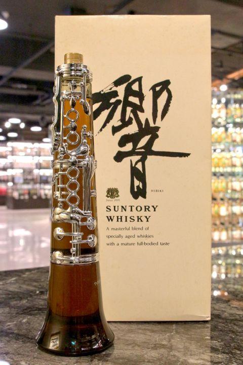 Suntory Hibiki Blended Whisky Instrument - Clarinet 三得利 響 樂器系列 單簧管 (500ml 43%)