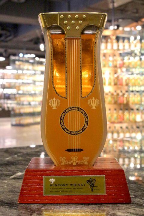 (現貨) Suntory Hibiki Blended Whisky Instrument - Harp 三得利 響 樂器系列 豎琴 (600ml 43%)