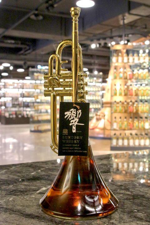 Suntory Hibiki Blended Whisky Instrument - Trumpet 三得利 響 樂器系列 小號 (500ml 43%)