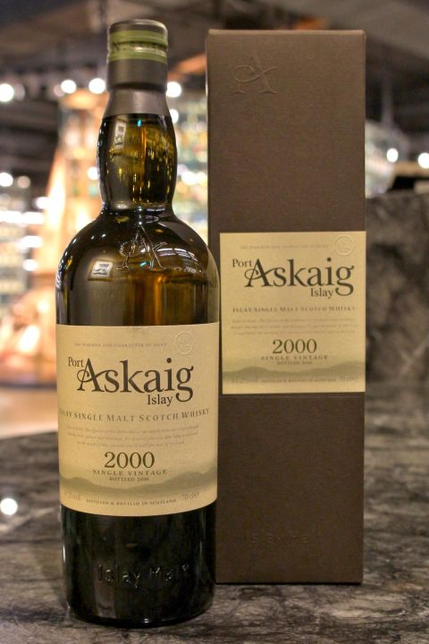 (現貨) Port Askaig 2000 Single Cask for LMDW 波特阿西卡 2000 單桶原酒 (700ml 60.2%)