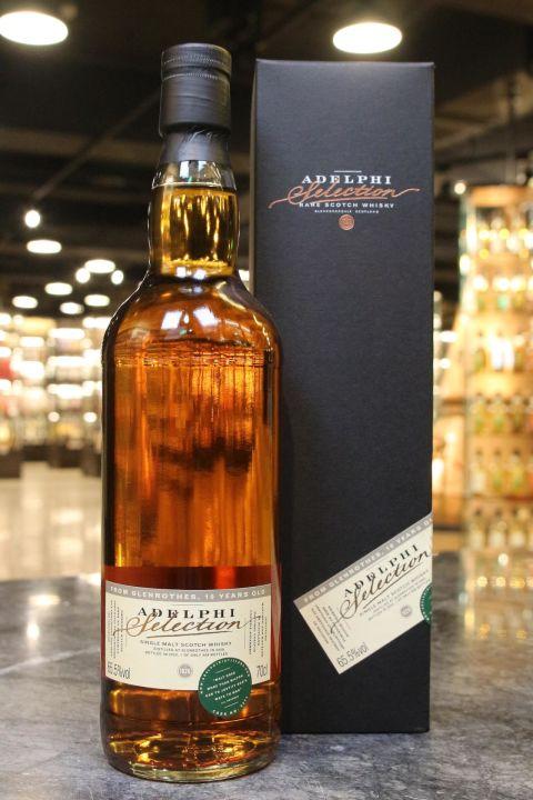 (現貨) Adelphi - Glenrothes 2009 10 Years Oloroso Sherry Butt 艾德菲 格蘭路思10年Oloroso雪莉桶 (700ml 65.5%)