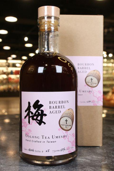 Holy Distillery Oolong Tea Umeshu Bourbon Barrel 神聖 單桶 烏龍茶梅酒 (750ml 13%)