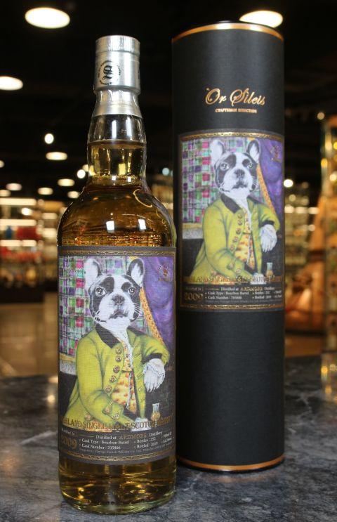 (現貨) Or Sileis Ardmore 2009 Bourbon Barrel 歐希嵐斯 亞德摩爾 單桶原酒 法鬥公爵 (700ml 61.3%)