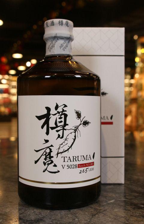 (現貨) Taruma V5028 Sweet Potato Spirit Batch 01 白樽魔 地瓜蒸餾原酒 (700ml 57%)