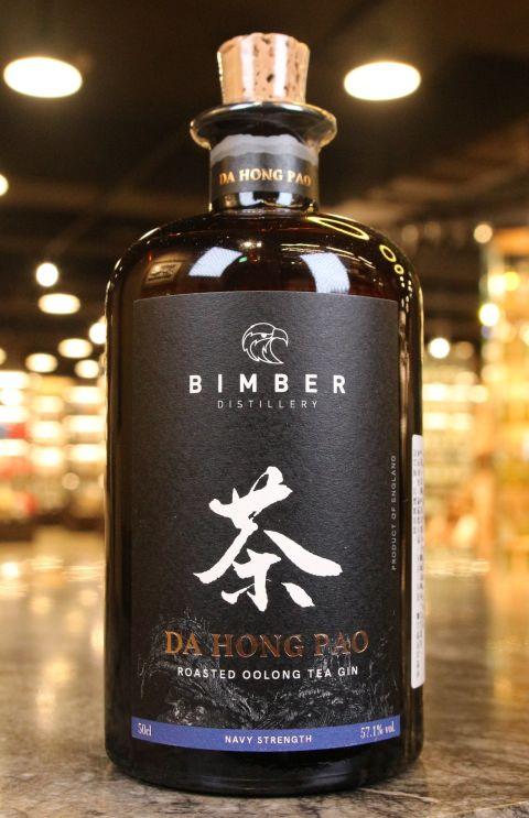 Bimber Da Hong Pao Navy Strength Roasted Oolong Tea Gin 賓堡 大紅袍 烏龍茶琴酒 海軍強度 (500ml 57.1%)