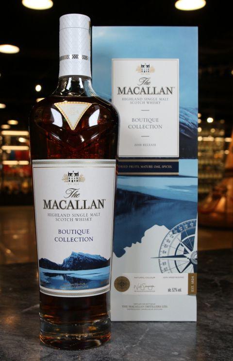 (現貨) Macallan Boutique Collection 2019 Release 麥卡倫 2019 旗艦店限量款 (700ml 52%)