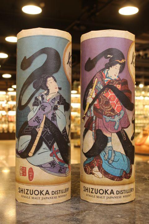 (現貨) Shizuoka 2017 Ex-bourbon Cask Bottled for Ken's Choice 靜岡蒸溜所 Ken's Choice選桶