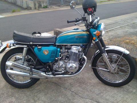 神人級收藏 Honda CB750 Four