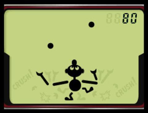 Game & Watch的起源~Ball