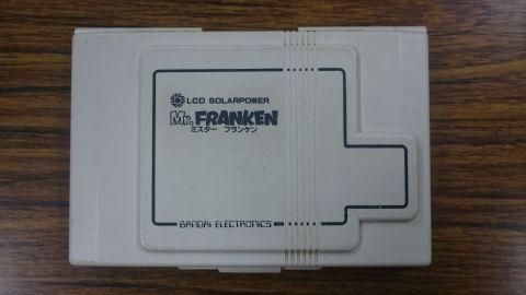 (已售出) Bandai 太陽能系列 Mr. Franken 科學怪人 ~