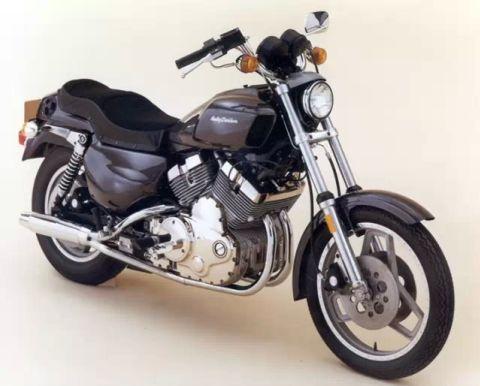 歷史的足跡~Harley Davidson V4 Nova