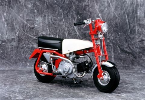 超資深小車 Honda Monkey 50 要大改款了?