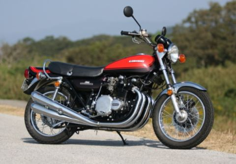 Kawasaki Z2 750RS~當代日本國內時速200km/hr的開創者