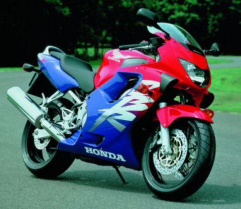 1999年全面改頭換面~HONDA CBR600F
