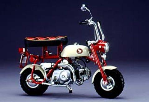 1967 HONDA モンキー Monkey Z50M
