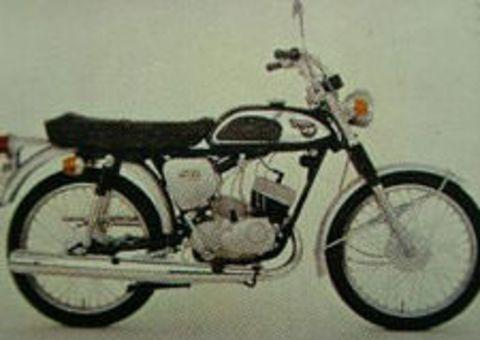 1968 KAWASAKI 90S