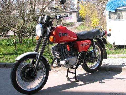 1960年代 東德 MZ ETZ 250