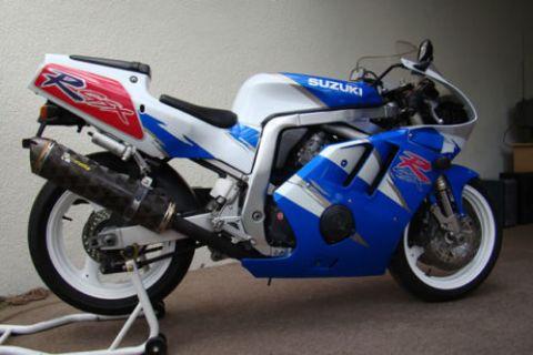 新時代的大進化~阿魯SUZUKI GSX-R400R
