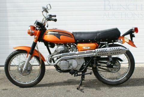 1970 HONDA CL175