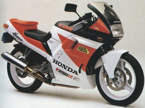 高轉速的風潮~HONDA CBR250R