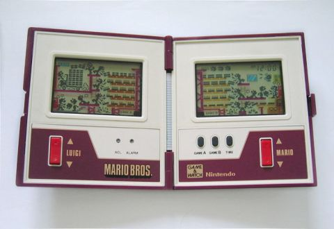 1983 Game & Watch Mario Bros.