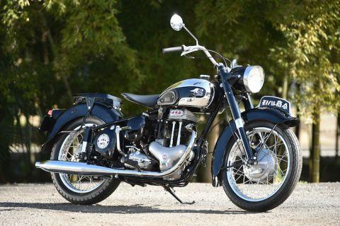 1959 目黑製作所 S3 250 (メグロ ジュニアシリーズ)