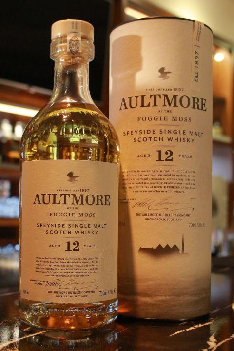 Aultmore 12yr 雅墨 12年 (46% 30ml)