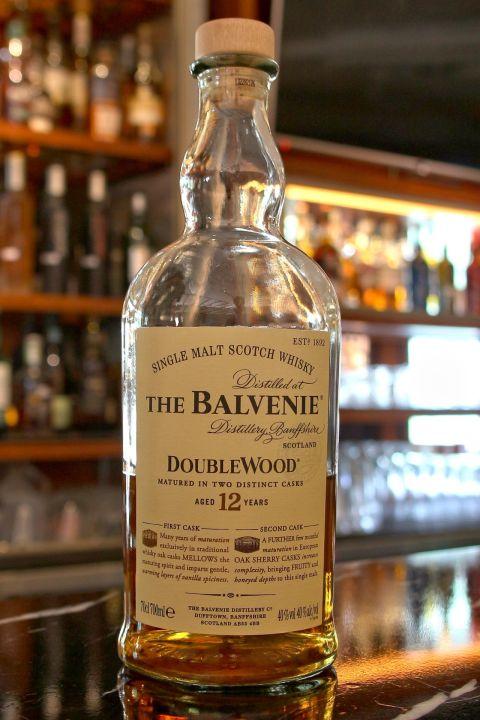 Balvenie 12yr DoubleWood 百富 12年 雙桶 (40% 30ml)