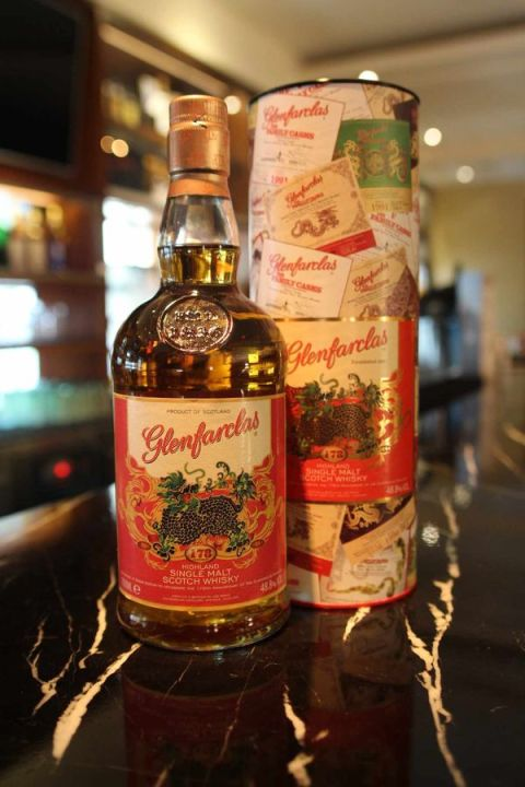 Glenfarclas 178th Anniversary Edition 格蘭花格 178週年紀念酒 (48.8% 30ml)