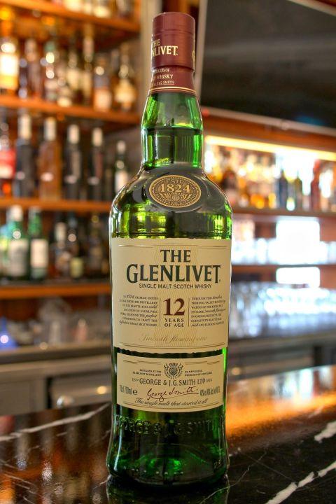 Glenlivet 12yr 格蘭利威 12年 (40% 30ml)
