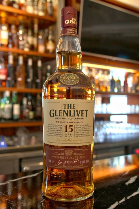 Glenlivet 15yr French Oak 格蘭利威 15年 法國桶 (40% 30ml)