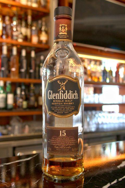 Glenfiddich 15yr 格蘭菲迪 15年 (40% 30ml)