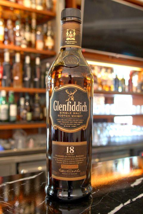 Glenfiddich 18yr 格蘭菲迪 18年 (40% 30ml)