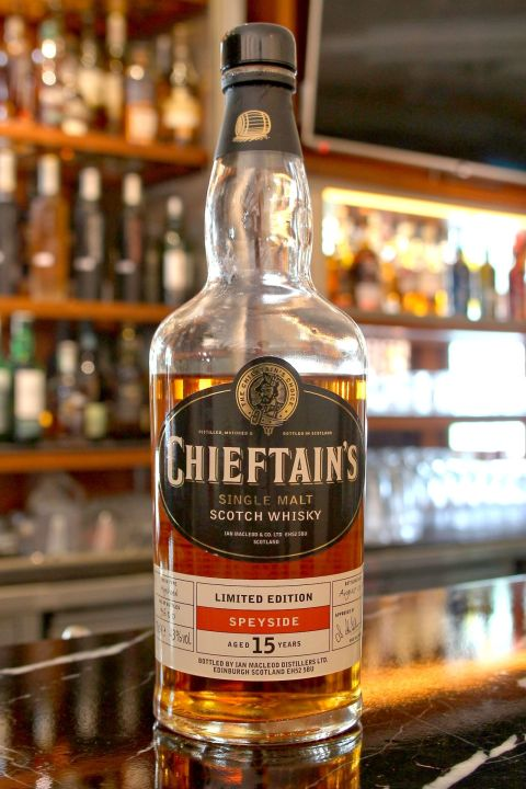 Chieftain's 15yr Limited Edition 老酋長 15年 限定版 (43% 30ml)