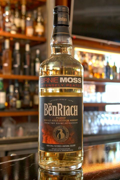 BenRiach Birnie Moss Intensely Peated  班瑞克 伯尼莫 重泥煤 (48% 30ml)