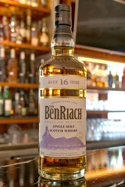 BenRiach 16yr 班瑞克 16年經典 (43% 30ml)