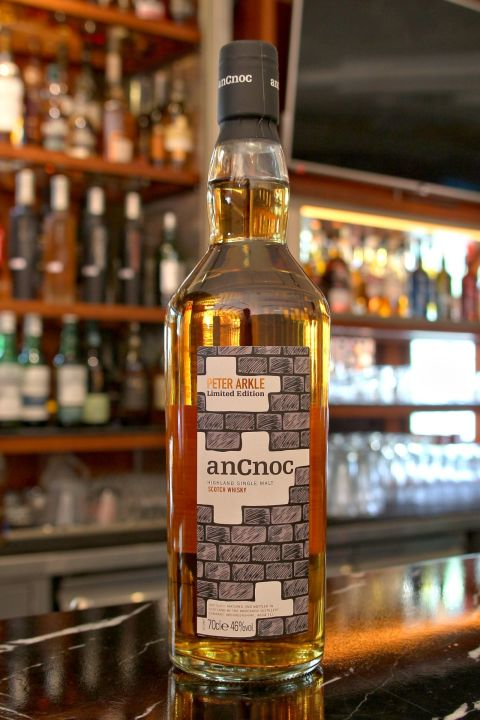 anCnoc 2013 Peter Arkle Limited Edition 安努克 限量第三版 (46% 30ml)