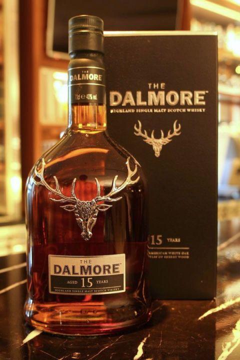 Dalmore 15yr 大摩 15年 (40% 30ml)