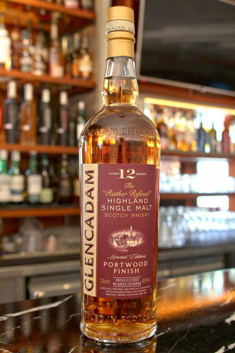 Glencadam 12yr Port Wood Finish 格蘭卡登 12年 波特桶 (46% 30ml)