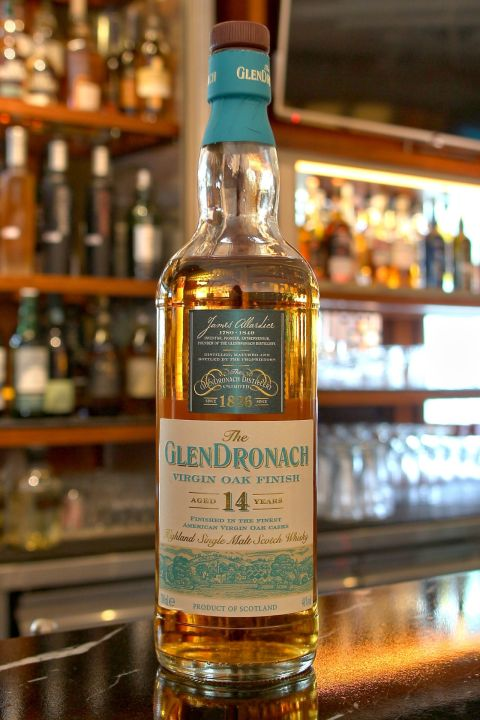 GlenDronach 14yr Virgin Oak Finish 格蘭多納 14年 新桶 (46% 30ml)