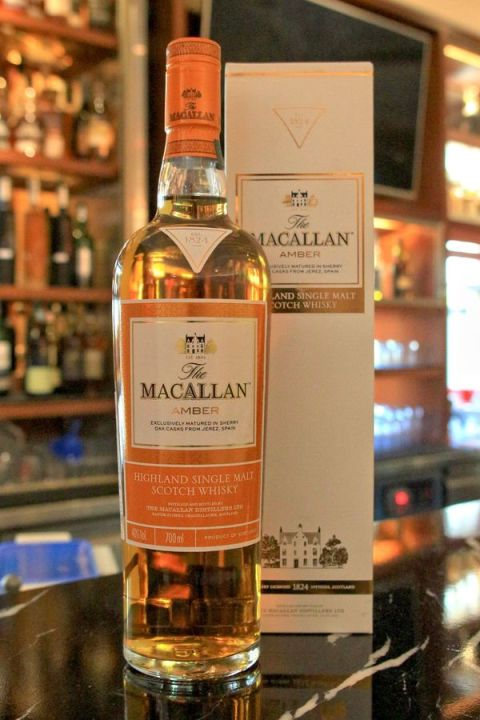 Macallan Amber Sherry Cask 麥卡倫 琥珀 雪莉桶 (40% 30ml)