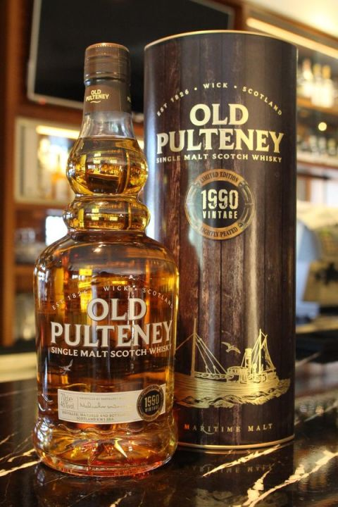 Old Pulteney 1990 富特尼 1990 (46% 30ml)