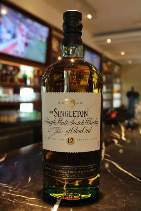 Singleton of Glen Ord  12yr 蘇格登 12年 (43% 30ml)
