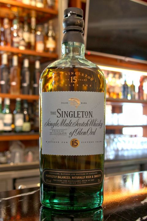 Singleton of Glen Ord 15yr 蘇格登 15年 (43% 30ml)