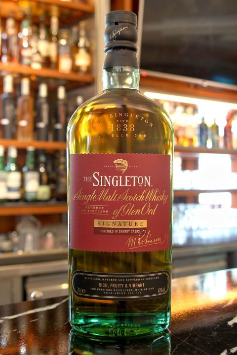 Singleton of Glen Ord Signature Sherry Cask 蘇格登 大師精選 雪莉桶 (40% 30ml)