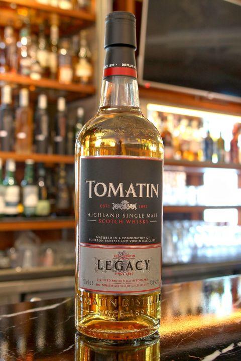 Tomatin Legacy 湯馬丁 傳奇 (43% 30ml)