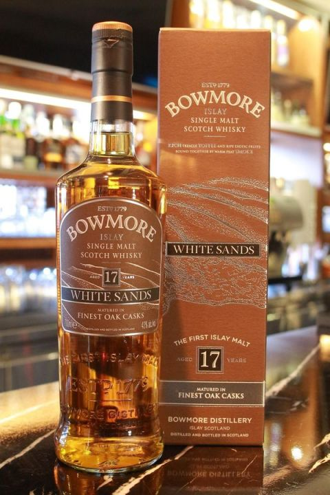 Bowmore 17yr White Sands 波摩 17年 白沙 (43% 30ml)