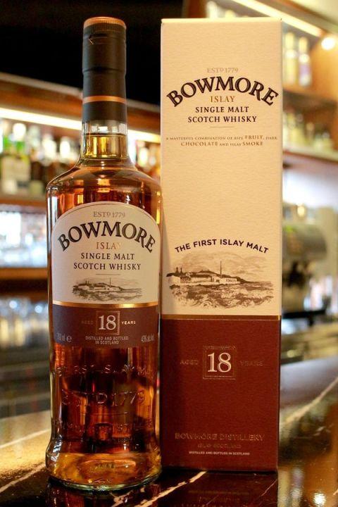 Bowmore 18yr 波摩 18年 (43% 30ml)